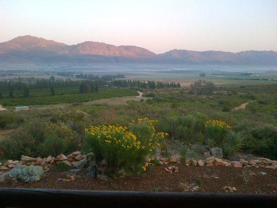 Wolfkop Nature Reserve: Stunning views