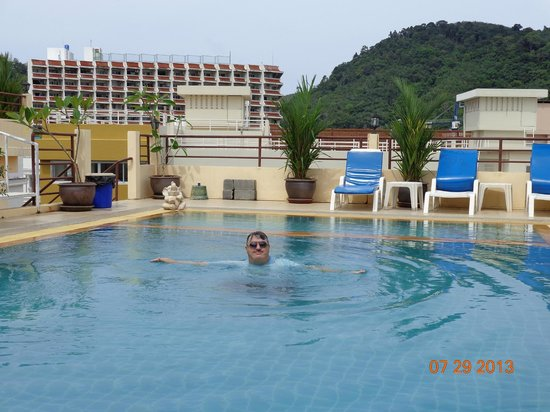 Thai Siam Residence : awesome pool excellent view