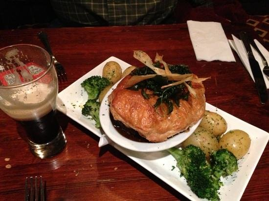 Cruises: Beef and Guinness Pie