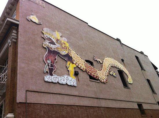 Chinatown: 5