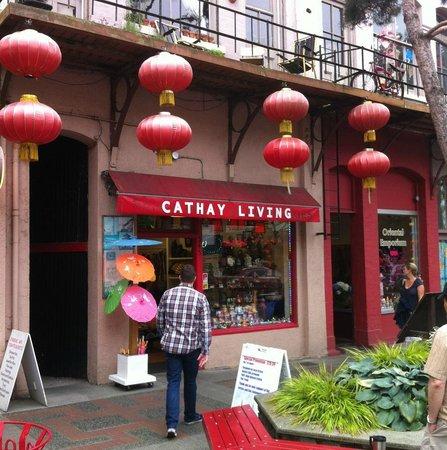 Chinatown: 4