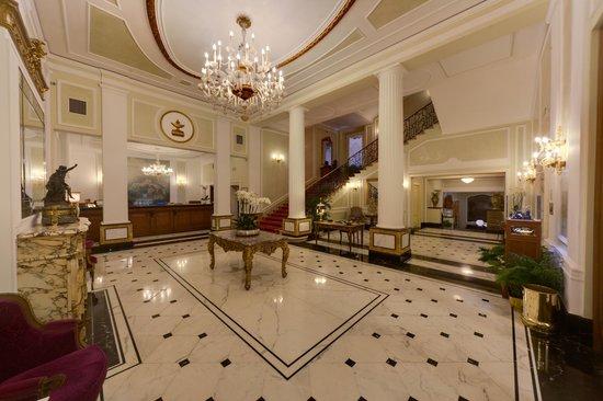 Grand Hotel Majestic Giá Baglioni