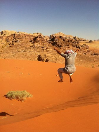 Bedouin Directions: Eed Jumping/Flying