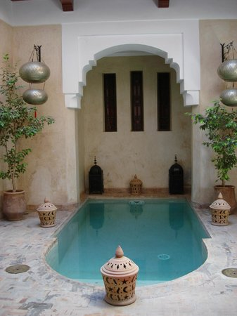 Riad Zolah: Cool and refreshing