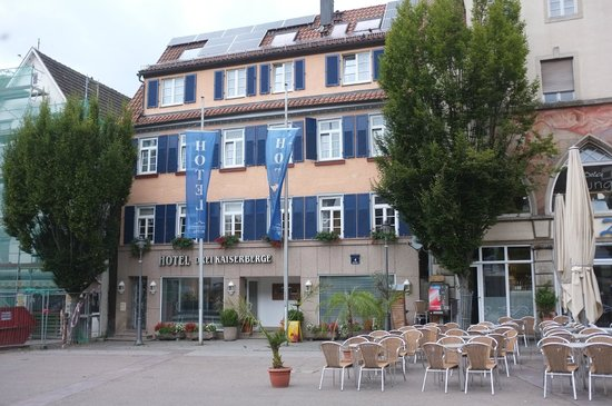Hotel Drei Kaiserberge