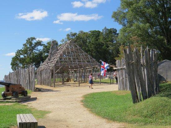 Jamestown Settlement: Entering Historic Jamestown