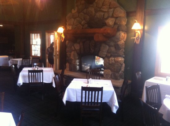 V.I. Grill: Ask about our banquet room to host your event.