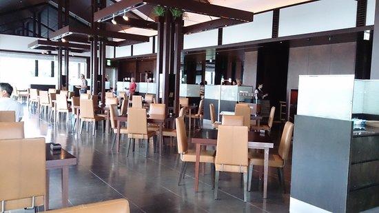 Hotel Harvest Nasu: 食事会場。