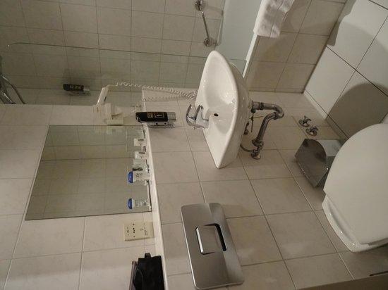 Hampshire Hotel - Beethoven Amsterdam: baño