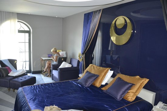 Sura Design Hotel & Suites: une chambre 307