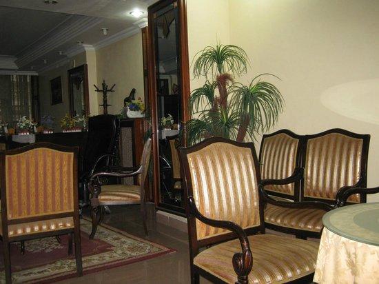 Hotel Emek: Dining area