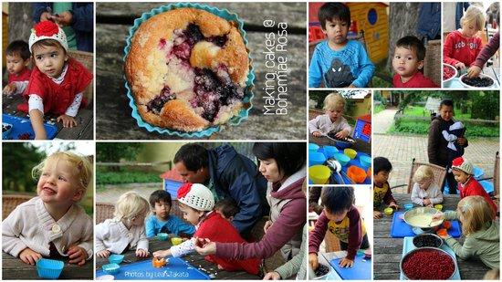 Bohemiae Rosa: Weekends - cakes baking