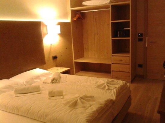 Design & Suite Hotel Ciarnadoi: Camera standard