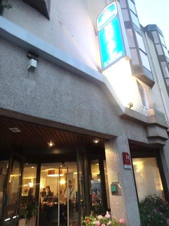 Best Western Plus l'Artist Hôtel : ホテル外観
