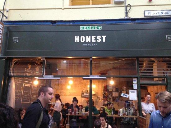 Honest Burgers - Brixton: Honest Burgers