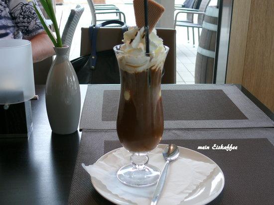 Kern´s Restaurant: Eiskaffee Lecker !!!!!