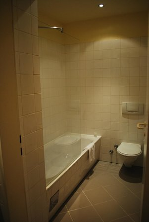 Starlight Suiten Hotel Salzgries: Wc/douche