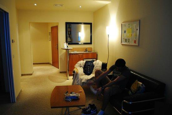 Starlight Suiten Hotel Salzgries: Spacieux