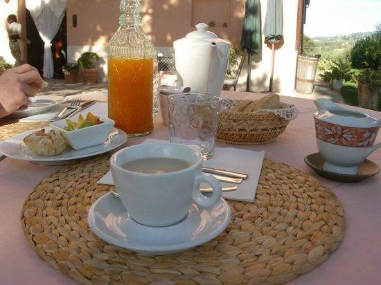 Villa Mustafa' : Colazione