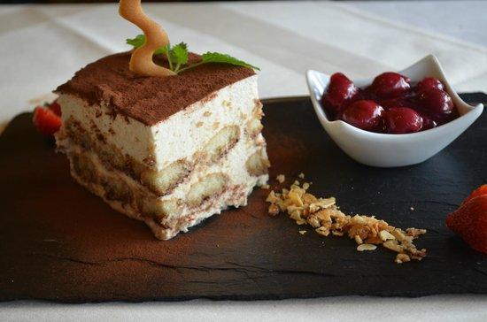 Zum Grünen Kranz: Dessert