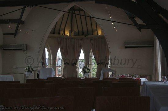 San Rocco- Ashton-under-Lyne: full view of room
