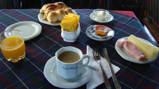 Posada Fueguina : desayuno