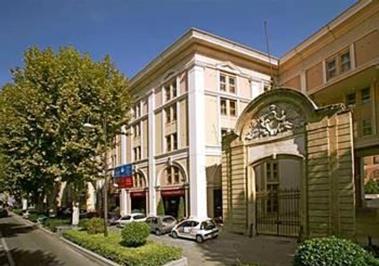 Appart'Hôtel Odalys L'Atrium: Hotel du Soleil Aix en Provence - L'Atrium
