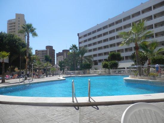 Испания бенидорм отель посейдон цены