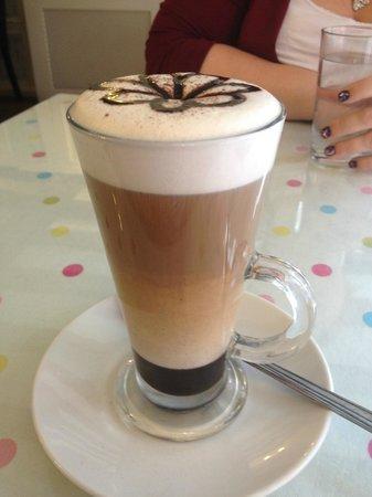 Bells' Tea and Coffee House: My Yummy Mocha Coffee