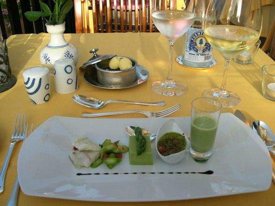 Seaside Grand Hotel Residencia: Dinner