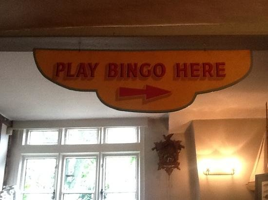 The Horse guards inn: No you can't, but just one example of quirky!