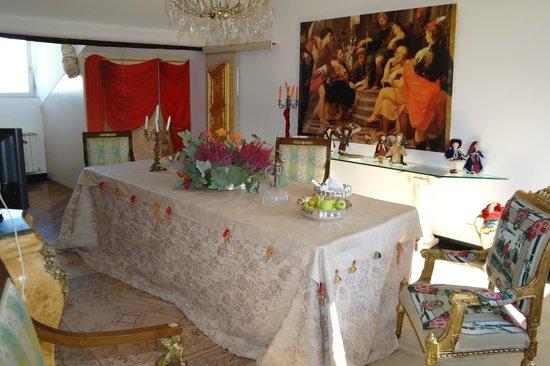 San Giorgio Rooms : sala comune