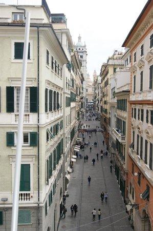 San Giorgio Rooms: vista