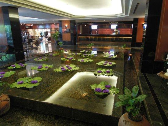 Bangkok Hotel Lotus Sukhumvit : Lobby