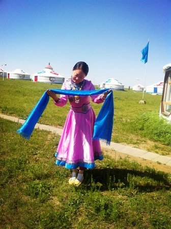 Site of the Establishment Meeting of Inner Mongolia Autonomous Government: welcome to grassland