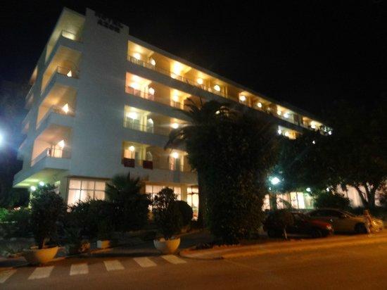 Intur Azor: de nuit
