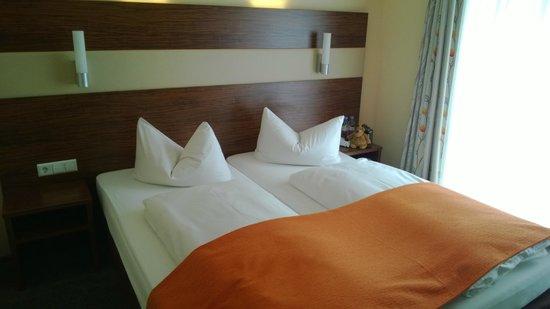 Lindenberger Hof: Bedroom