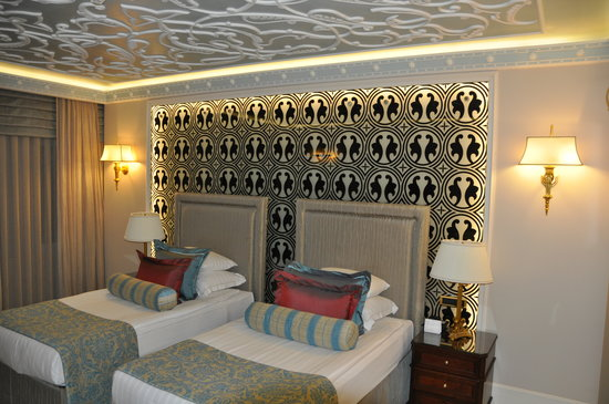 Ali Bey Resort Sorgun: Chambre