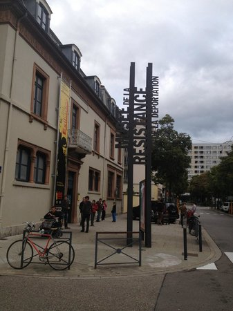 Musée de la Résistance et de la Déportation de l'Isère : La musée