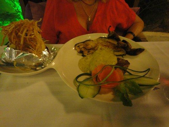 Romios : Delicious Porterhouse (Pork) Steak
