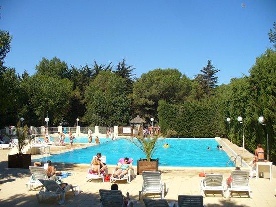 Sainte-Marie-la-Mer, فرنسا: piscine 2
