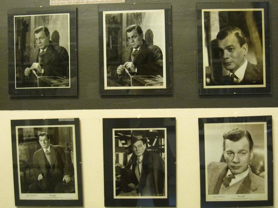 Dritte Mann Museum: Some portraits