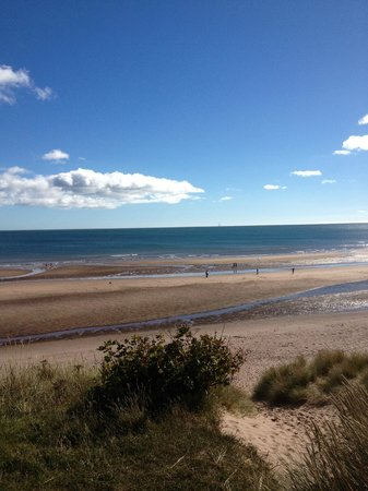 A perfect day at Lunan Bay