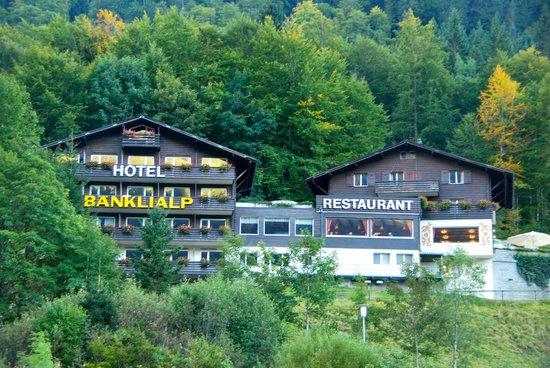 Hotel-Restaurant Banklialp: Hotel Bänklialp