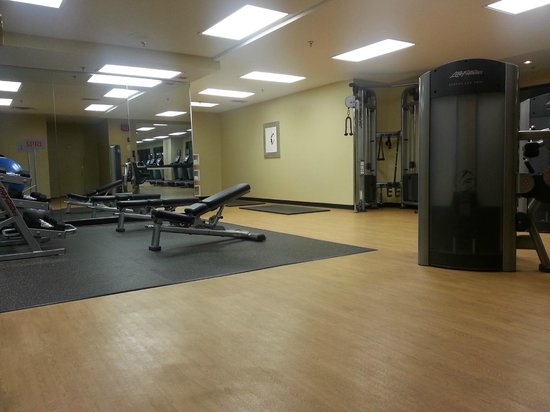 Renaissance Nashville Hotel: Fitness center photo 1.