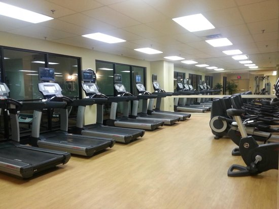 Renaissance Nashville Hotel: Fitness center photo 2