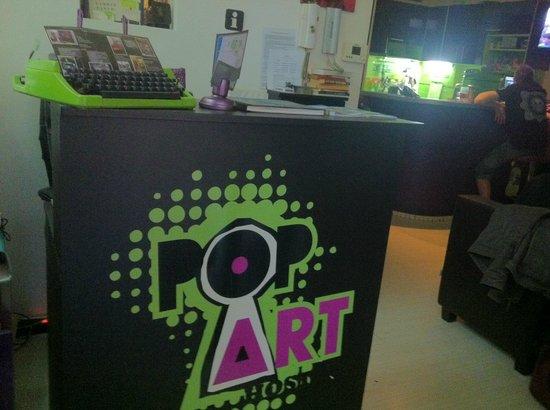 Pop Art Hostel: 5