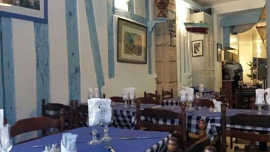 Les Cyclades: voilà le restaurant