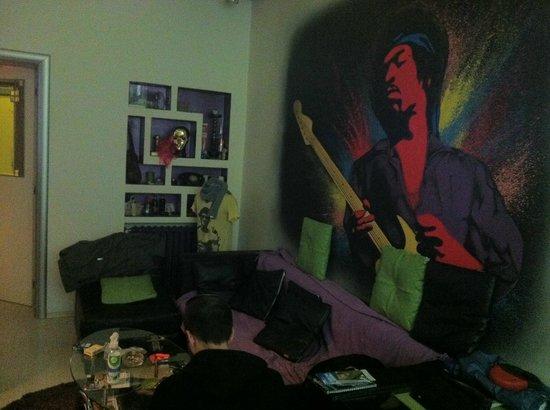 Pop Art Hostel: 7