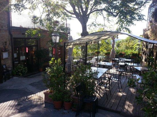 Gattavecchi Winery: L'esterno